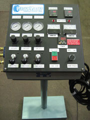 Vulcaflex Control Panel