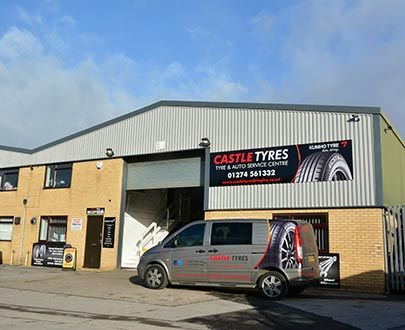 Tyre Fitting Bingley - Car Service Bingley