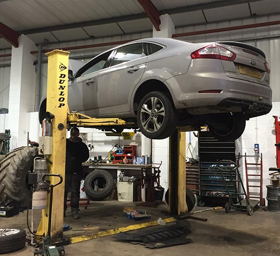 Car and Vehicle Servicing Bingley